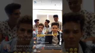 In Real Life Instagram Live (08.25.17)