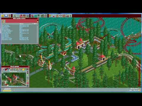 Rollercoaster Tycoon [27] - Diamond Heights 1/10 |
