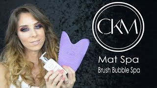 CKM Brush Bubble Spa y Mat Spa Review