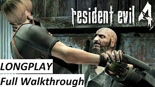 Resident Evil 4 Walkthrough : Complete Game 【HD】
