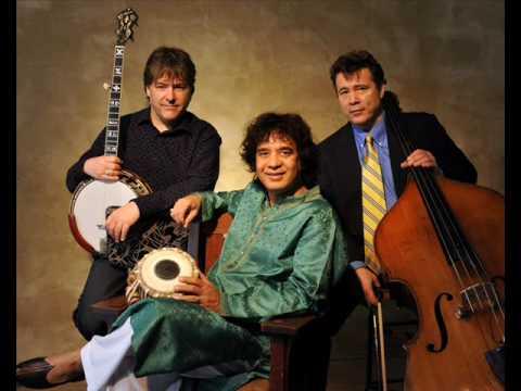 Bela Fleck, Zakir Hussain & Edgar Meyer  - The Melody of Rhythm - Bubbles