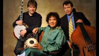 Bela Fleck, Zakir Hussain & Edgar Meyer  - The Melody of Rhythm - Bubbles