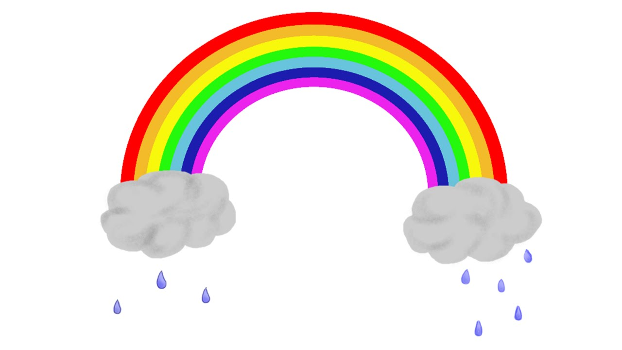 Autodesk Sketchbook Pro Tutorial How To Draw A Rainbow Youtube