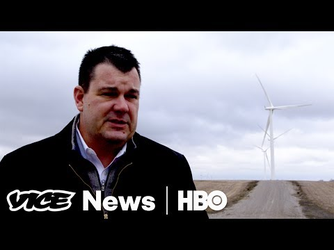Trump May Threaten Iowa's Burgeoning Wind Power Industry (HBO)