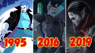 Эволюция Морбиуса 1995 2019