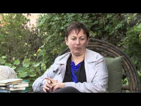 Irish Writers In America: Anne Enright writing = therapy