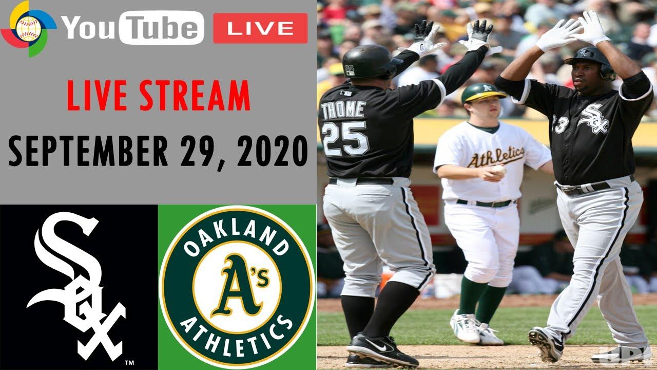 White Sox vs. Athletics schedule: MLB playoffs live stream, TV ...