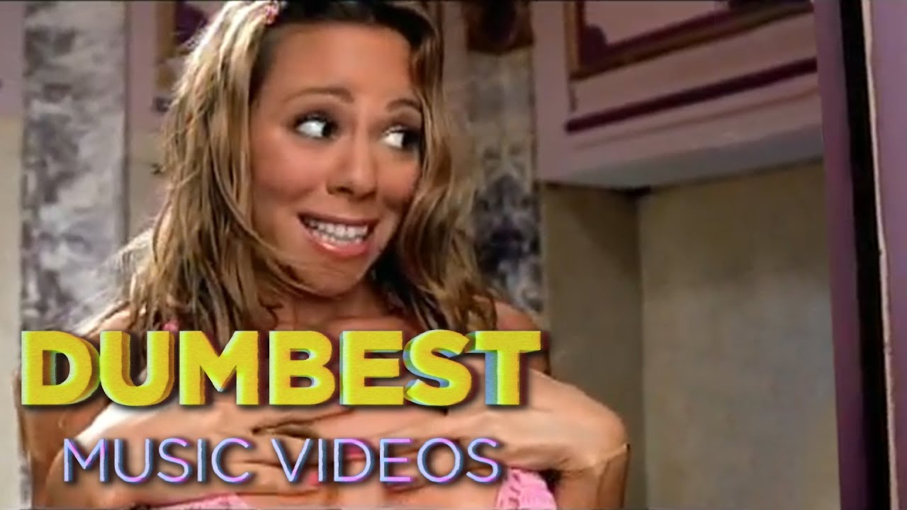 Dumbest Music Videos: 'Heartbreaker' by Mariah Carey