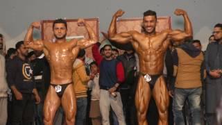 Champion sialkot 2017/jamal sarfraz /Hussain Karmaawala Gym /ustad Farhan chaudhary