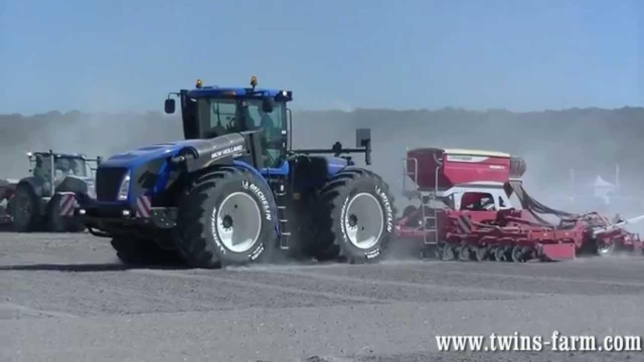 Demoagro New Holland T9 565
