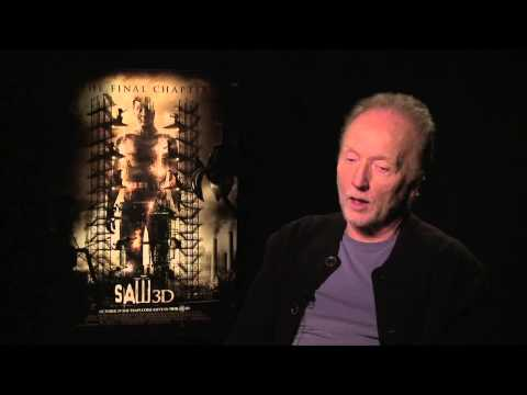 SAW 3D: The Final Chapter: Tobin Bell Exclusive Interview