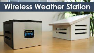 Arduino Wireless Weather Station Project