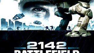 Battlefield 2142 gameplay