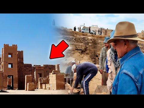 Sensationsfund - Ägyptologen Entdecken 3000 Jahre Alte