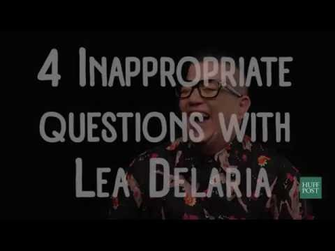 Four Inappropriate Questions With Lea DeLaria