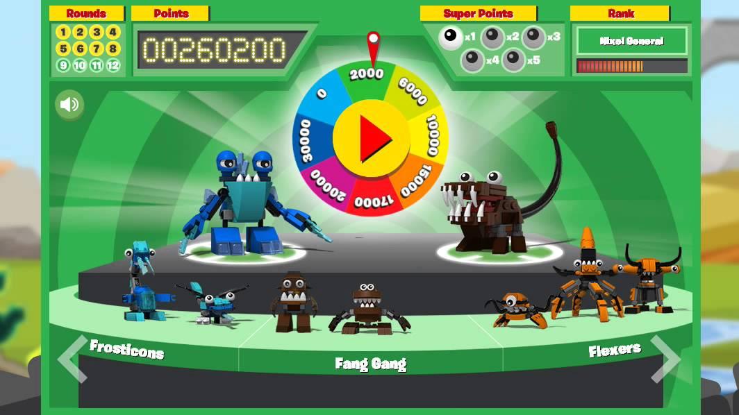 LEGO MIXELS : mixels Mania - YouTube