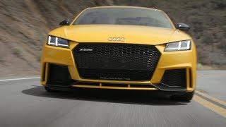 Tire Rack'S Hot Lap   2018 Audi Tt Rs
