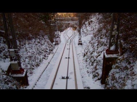Traveling to Koyasan (高野山) from Nankai Hashimoto Station, Wakayama Prefecture