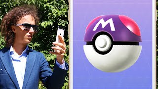 HOW TO GET THE MASTER BALL!? (Pokemon Go)(, 2016-07-19T19:00:30.000Z)