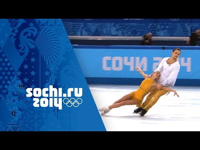 Tatiana Volosozhar & Maxim Trankov Win Gold - Full Free Program | Sochi 2014 Winter Olympics