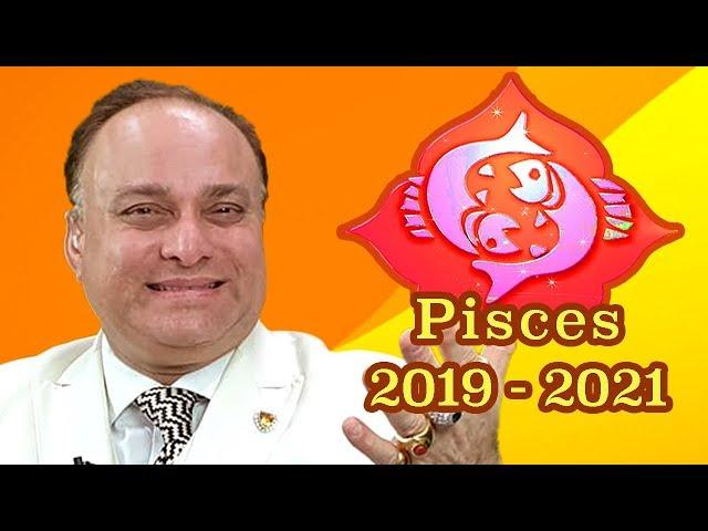 Pisces Horoscope | Jupiter's Transit From 2019 - 2021 - YouTube