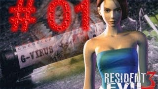 Biohazard 3: Last Escape - HARD Mode - Playthrough Part 1 [HD]