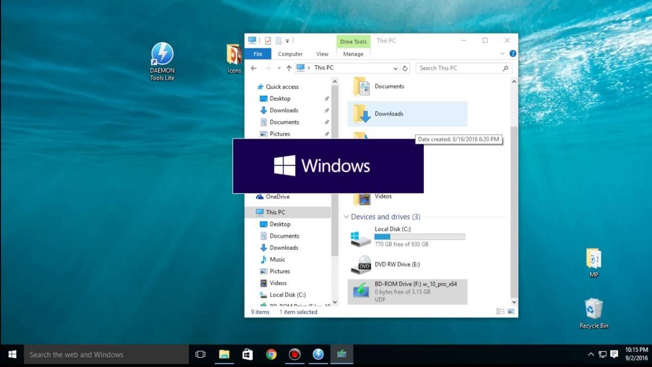 windows 10 lite 64 bits mega