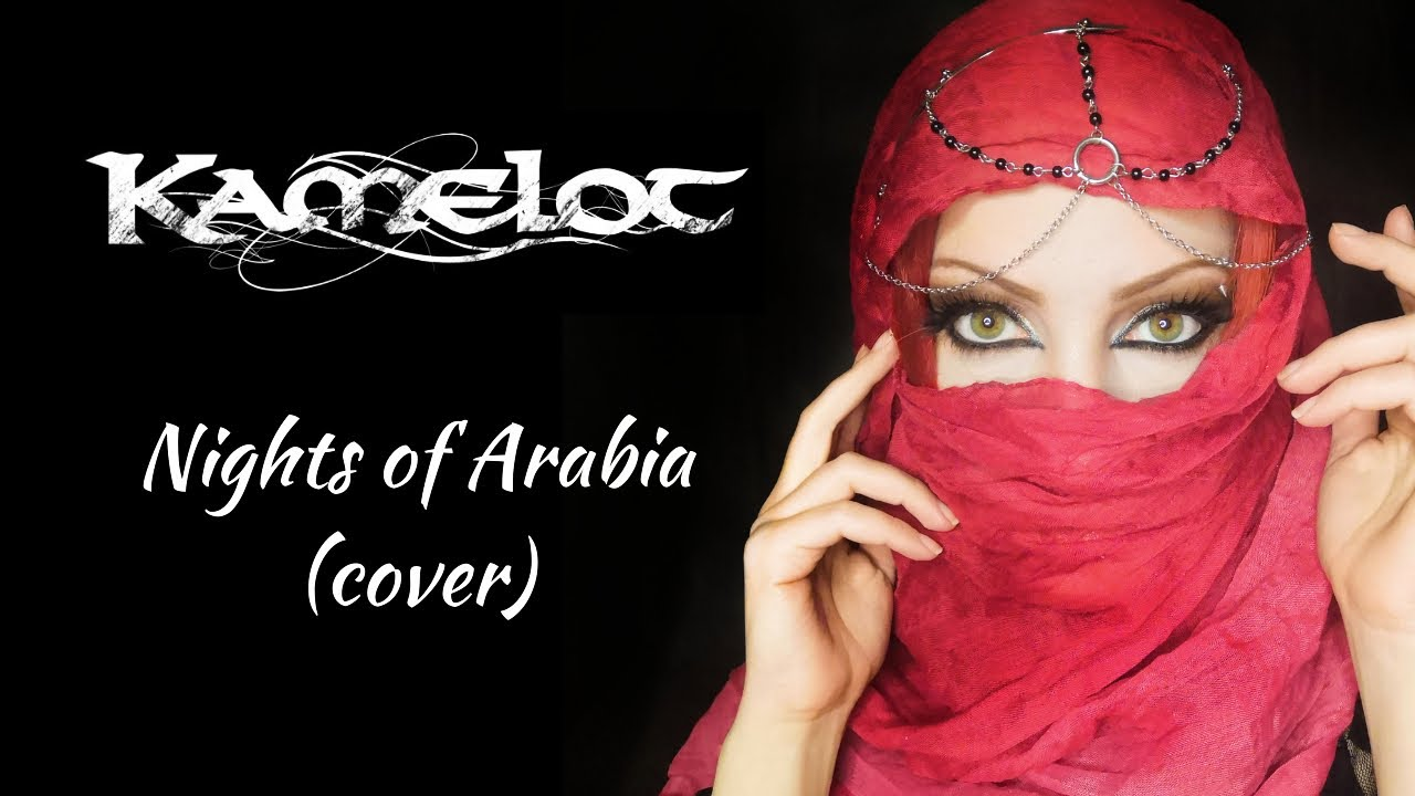Dragica - Nights of Arabia (Kamelot cover)
