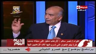 بالفيديو| نصر سالم: الإخوان وافقوا على توطين أهالي غزة بسيناء