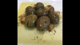 Italian Style Green Olives