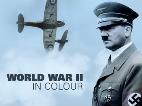World War II in HD Colour: Red Sun Rampant (Part 5/13)