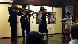 信州大学交響楽団サントリーホール凱旋ライブ.