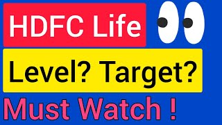 HDFC LIFE INSURANCE STOCK REVIEW | WHICH LIFE INSURANCE STOCK IS BEST #wealthfirst