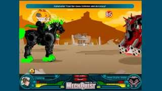 Mechquest - One of the strongest Mechs