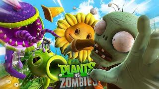 ЗАРУБА НА ОГОРОДЕ (Plants vs Zombies) cмотреть видео онлайн бесплатно в высоком качестве - HDVIDEO