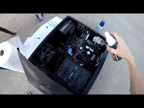 How to Clean Desktop Computer - Physical Tutorial   EVERYTHING YOU NEED TO KNOW & WARNINGS!