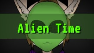 Alien time meme(Shitpost)