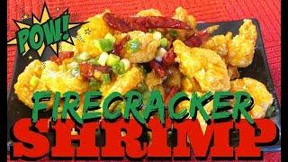 Firecracker Shrimp - How To Cook Spicy Shrimp - Poormansgourmet