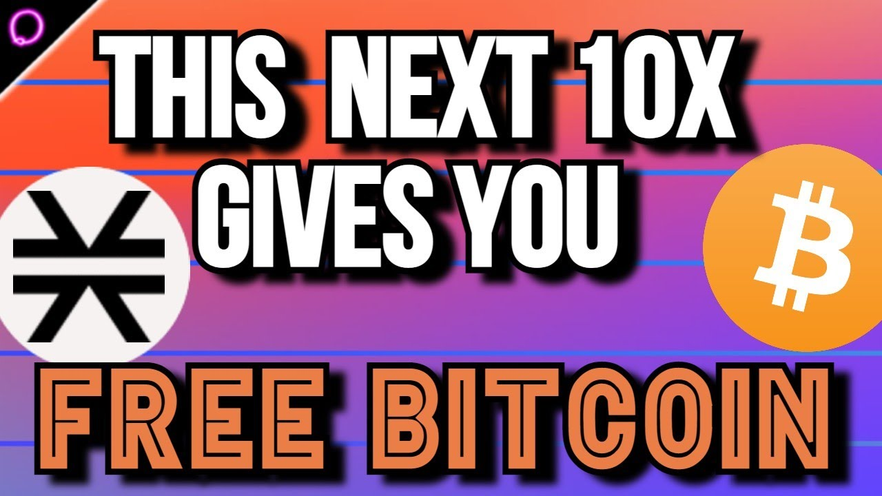 Earn FREE BITCOIN with next crypto gem