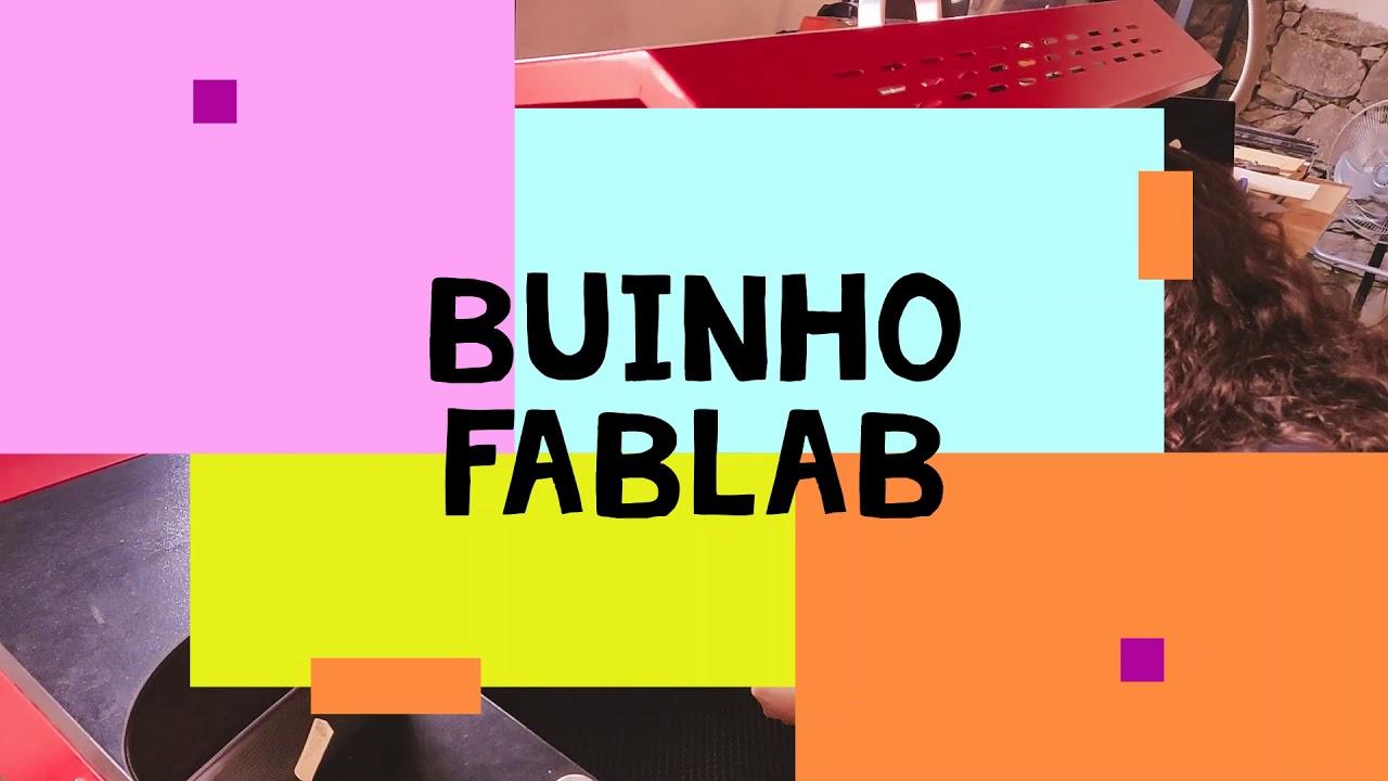 Fablab in Portugal - laser cut printmaking