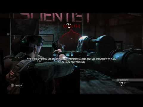 Splinter Cell- Conviction Video Game HD [DrYx]
