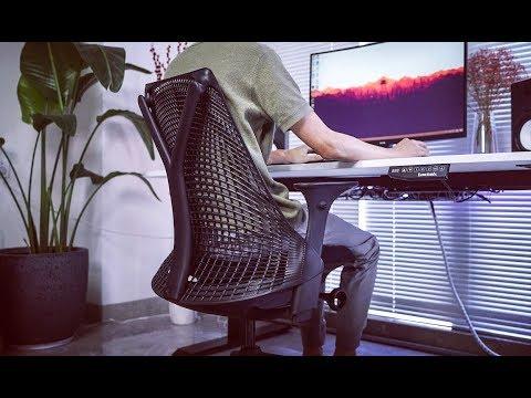 【轻电科技】几千块的椅子究竟好在哪?Herman Miller SAYL丨Herman Miller SAYL  Review