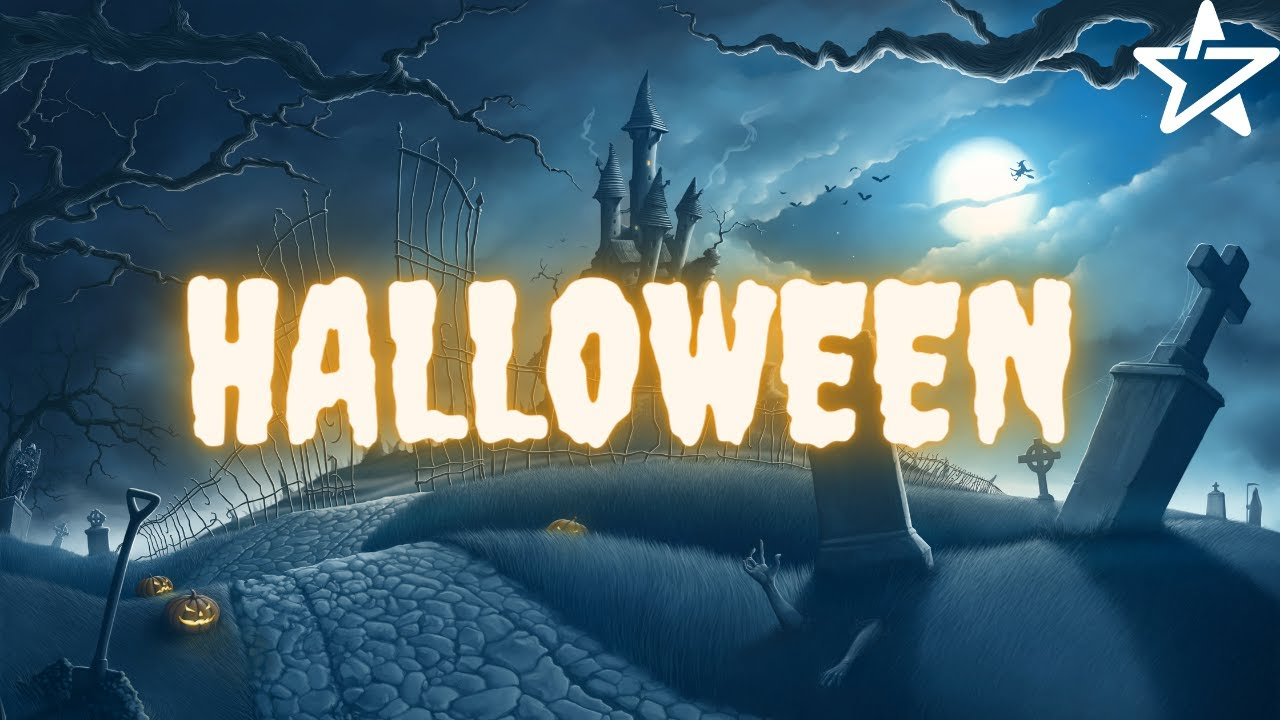 free scary halloween background music for videos no copyright