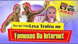 Baixar OXE QUE VIAJE É VENCEDOR DO FAMOSOS DA INTERNET - Programa da Eliana
