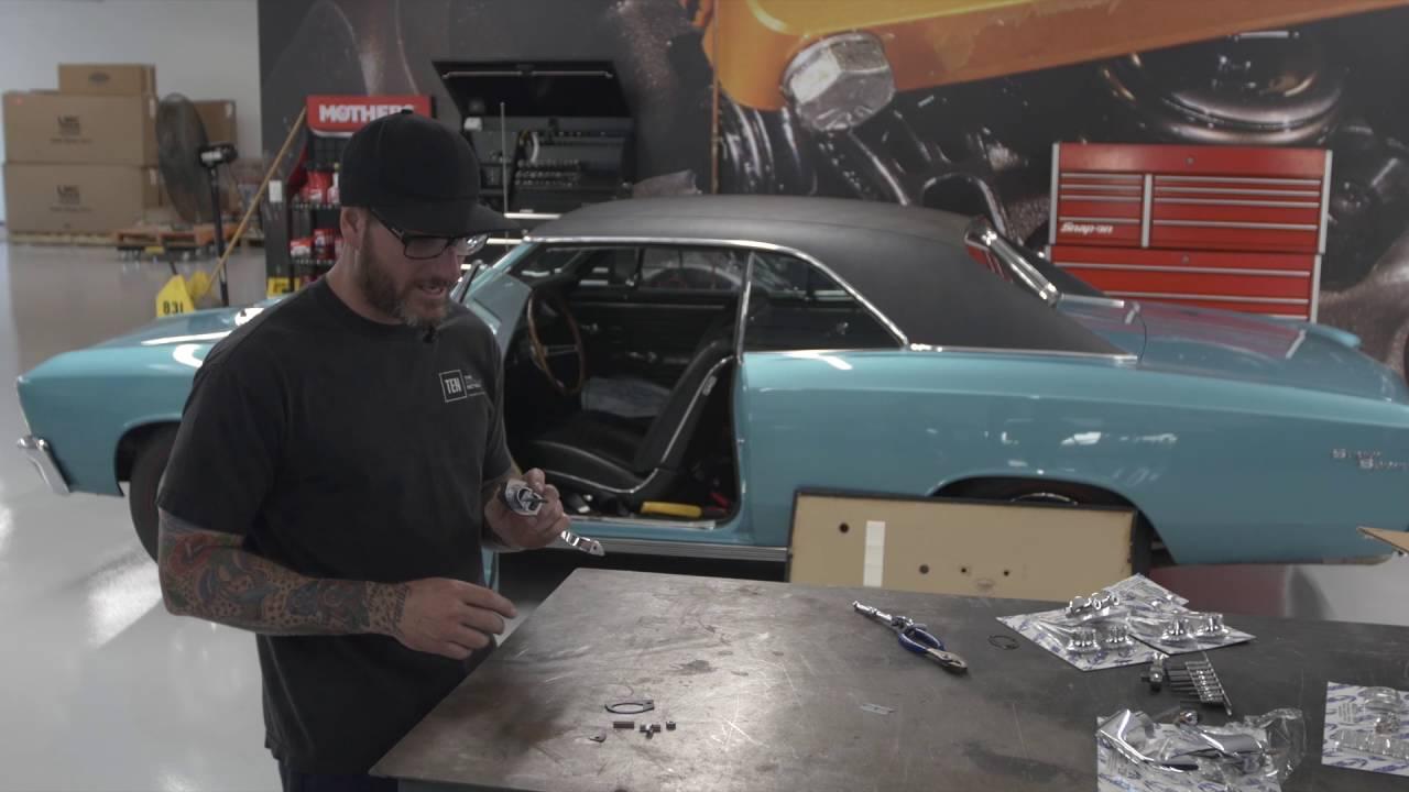 Eddie Motorsports Exterior Door Handle Installation Youtube