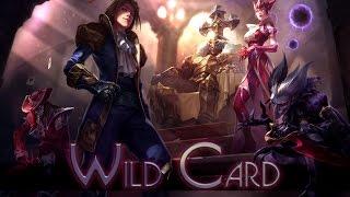 League of Legends: Wild Card Shaco (Skin Spotlight)