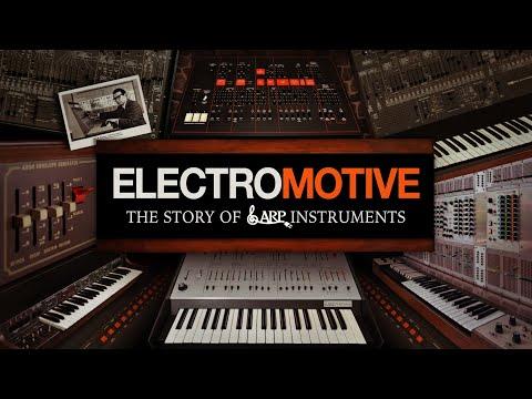 Electromotive - The Story of ARP Instruments