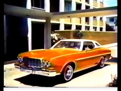 Ford Torino Cleopatra Commercial