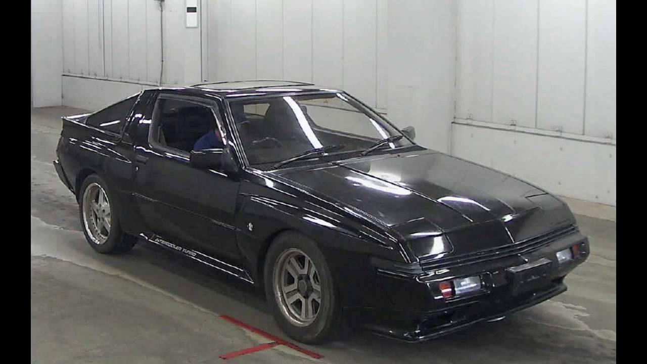 Mitsubishi Starion 1988 89 8 9k To Import