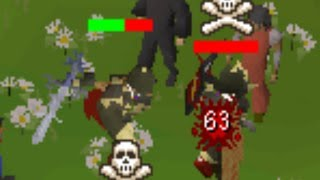 OSRS AGS Dharoking & Void PKing